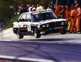 En 1986 repite con BMW Belgica